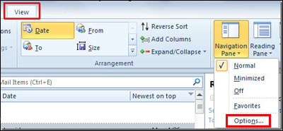 How to Personalize Microsoft Outlook 2010 - Simon Sez IT