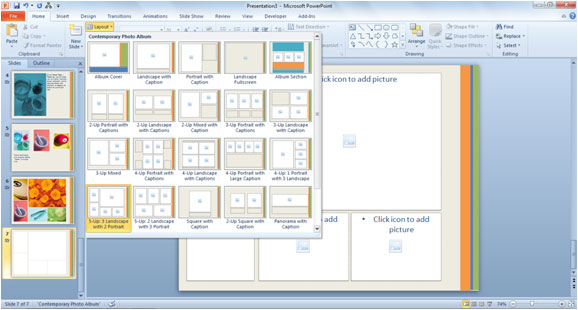 how to use powerpoint 2010 templates, Modern powerpoint