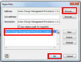 FREE Online Tutorial: How to Insert Hyperlinks in Visio 2010