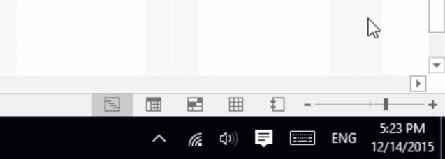 How to Navigate the Microsoft Project 2016 Workspace Status Bar