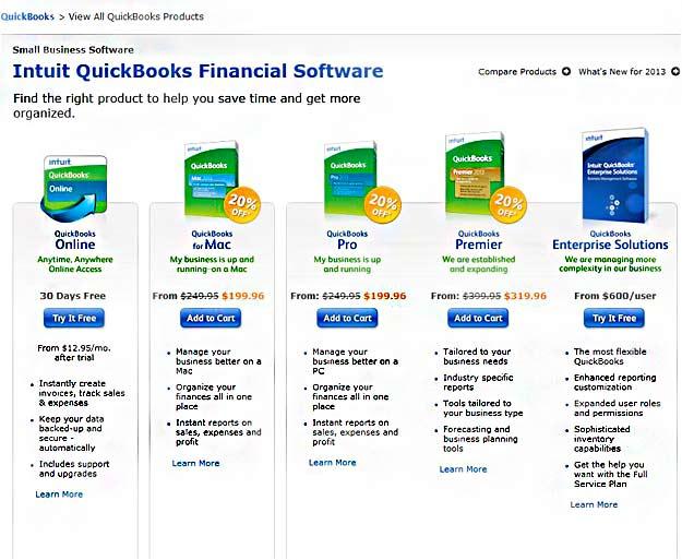 What S New In Quickbooks 2013 Simon Sez It