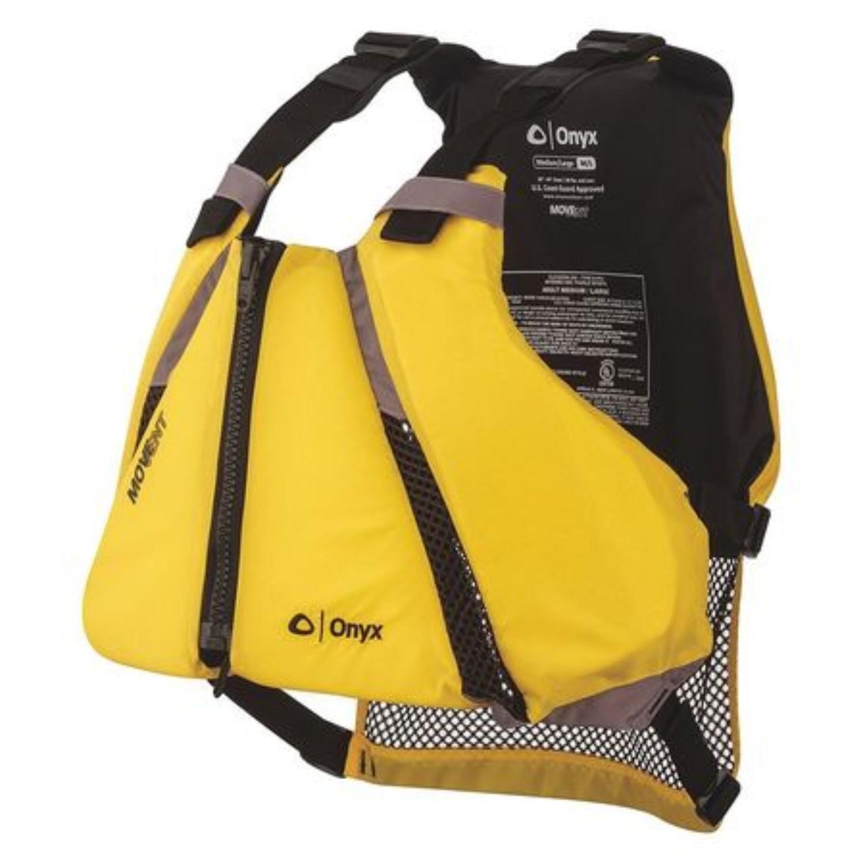 Onyx Onyx Movent Curve Vest - XL 2X 122000-300-060-14