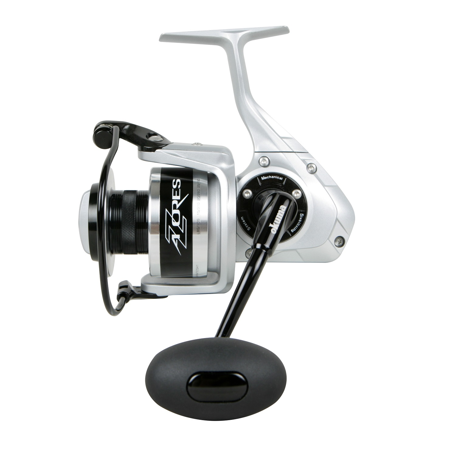 Details about Okuma Azores Saltwater Spinning Reel - Size 40