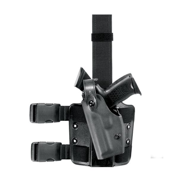 Safariland 6004 Funda Táctica LH Tac Negro Walther P-5