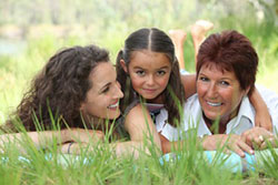 child visitation can include grandparents