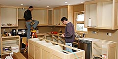 Picture of home remodeling contractor