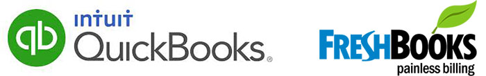 legal agreement for QuickBooks and FreshBooks