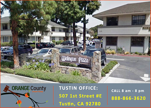 picture of tustin office