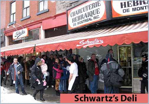 Schwartz's Deli