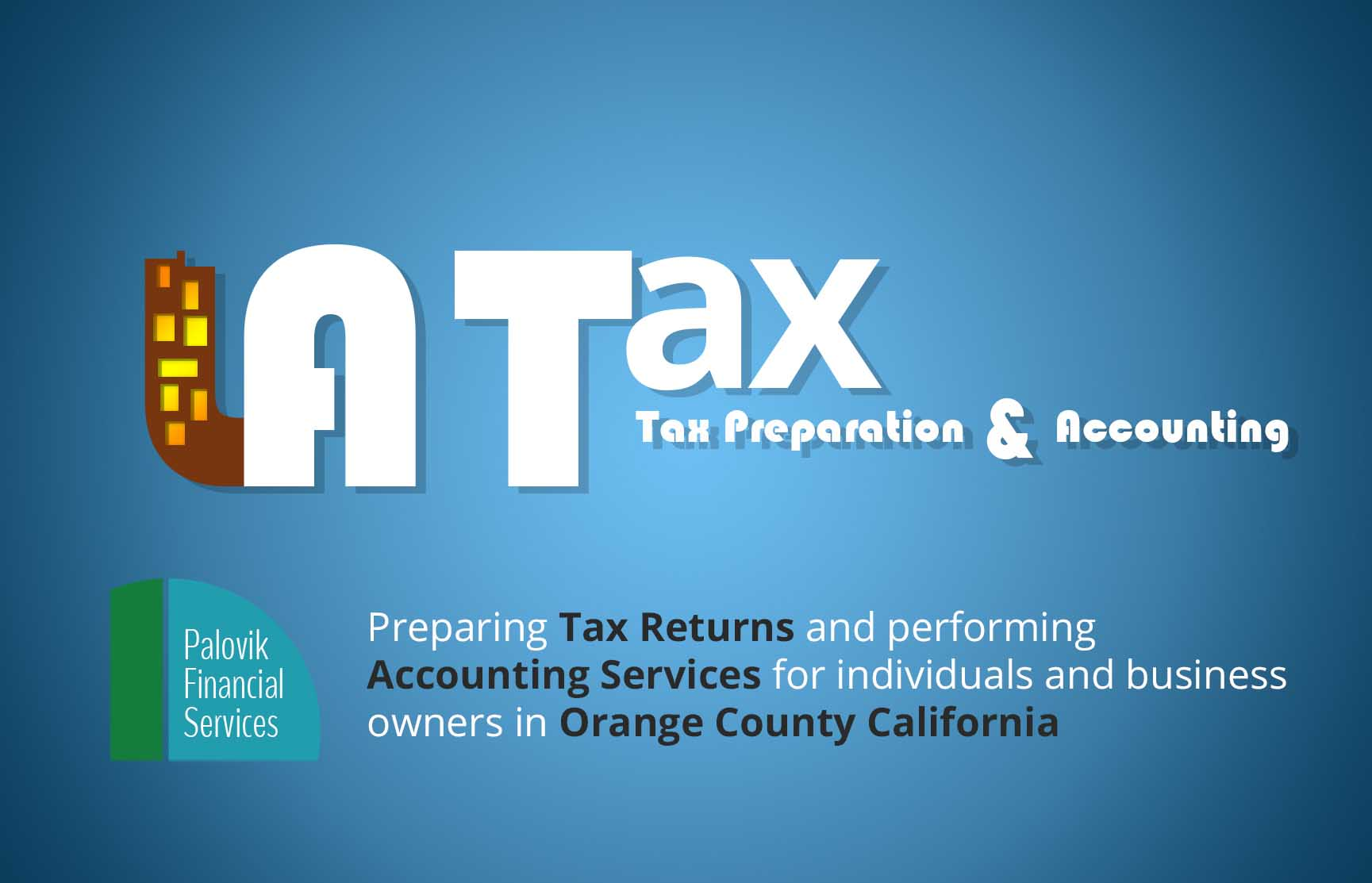Los Angeles Tax Preparers
