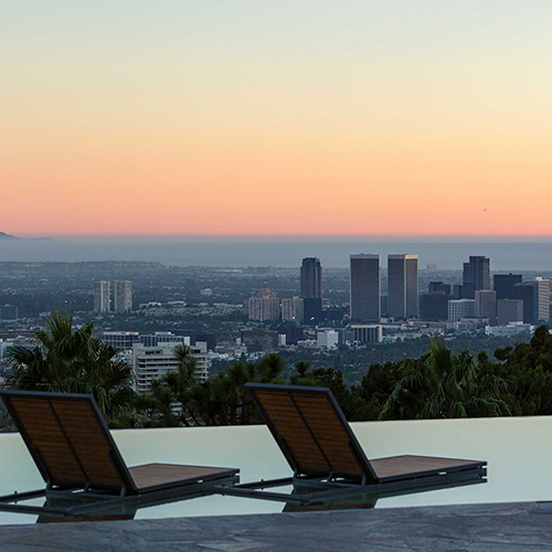 Beautiful Luxury Pools and Spas in Malibu, Beverly Hills & Bel Air
