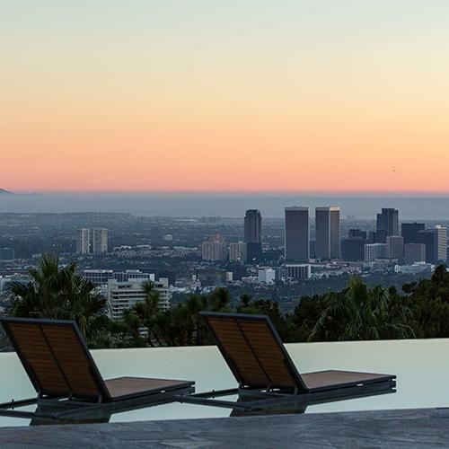 Beautiful Luxury Pools and Spas in Malibu, Beverly Hills & Bel Air