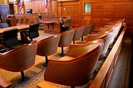 We excel in Courtroom Litigation when necessary