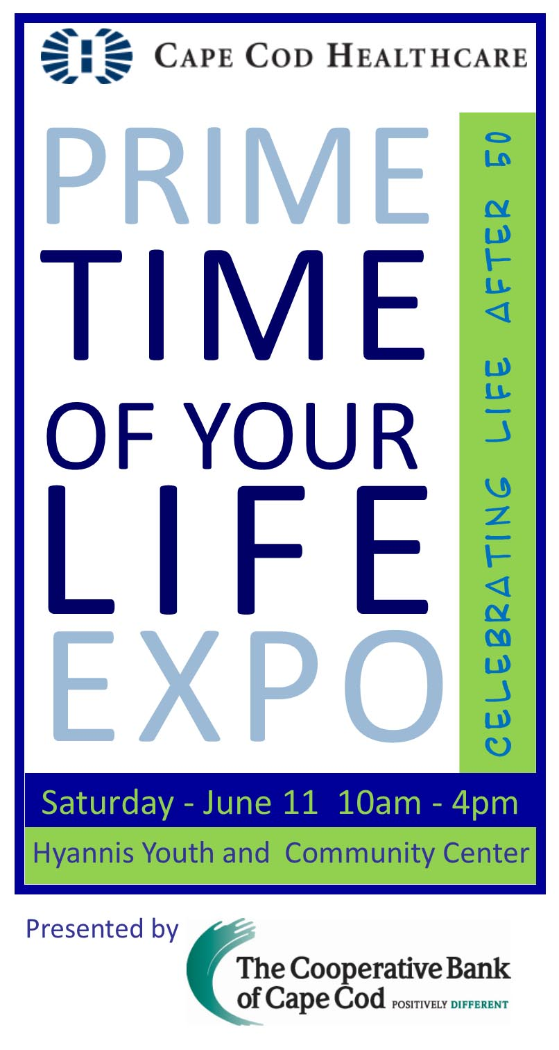 Prime Time Of Your Life Expo 2016