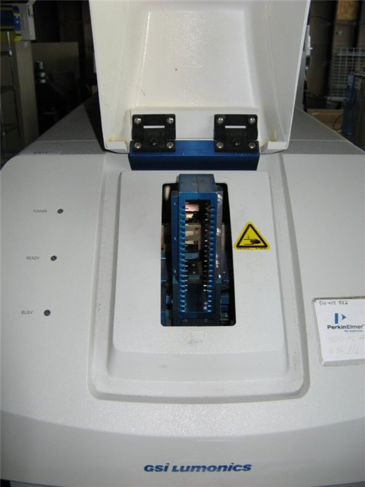 Packard BioChip Technologies Scan Array 4000