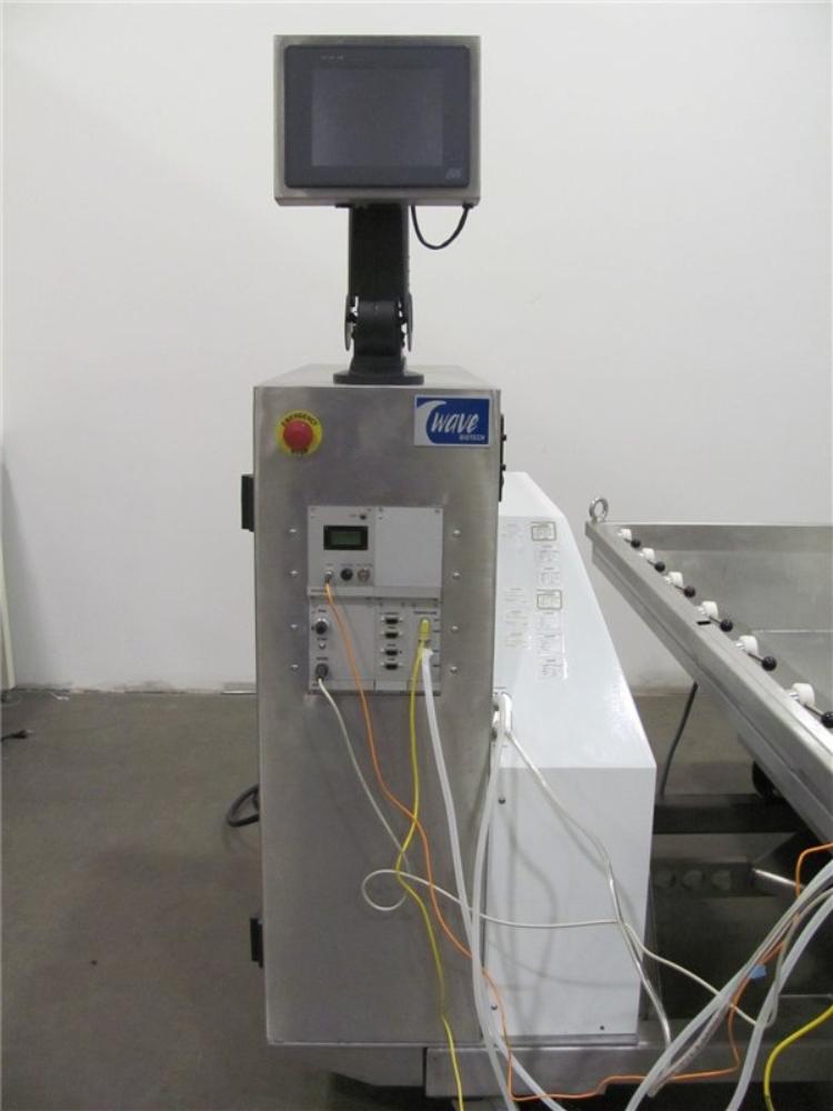 GE Wave Biotech 1000 Liter Bioreactor