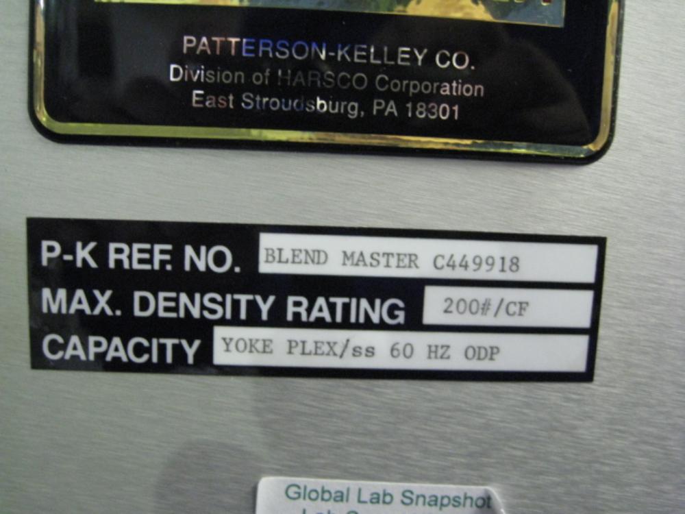 Patterson Kelley Blend Master
