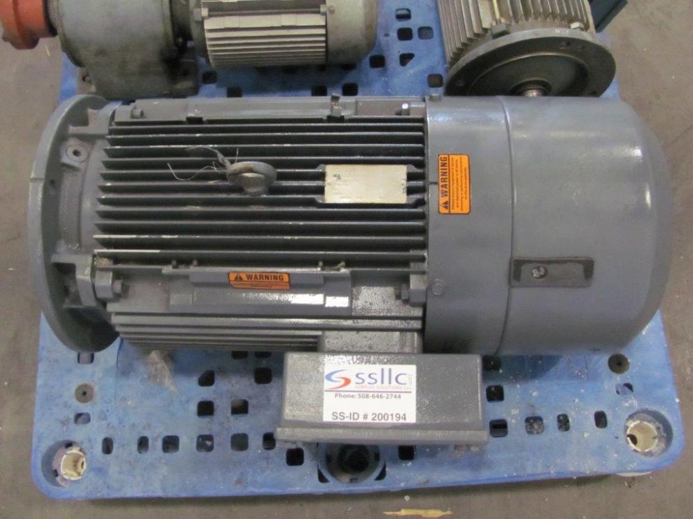 SEW-Eurodrive DFV180M4BM30HR Motor