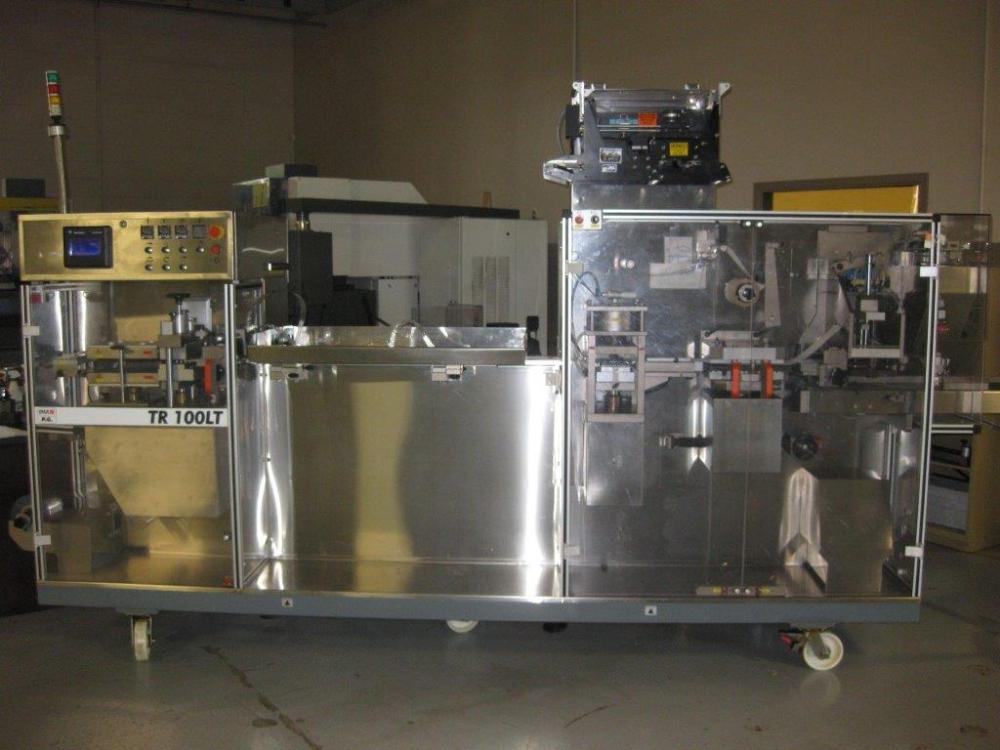 IMA TR 100LT Blister Machine
