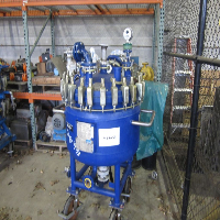 Tycon Glass Lined Reactor Vessel