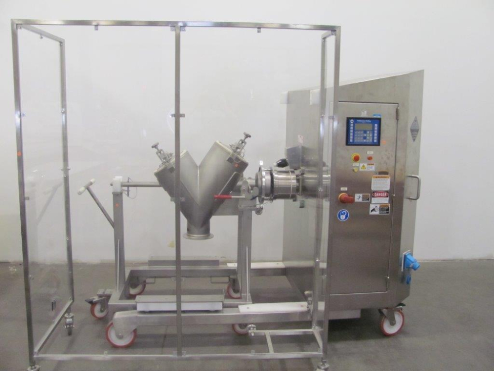 Patterson Kelley MVP Blending System