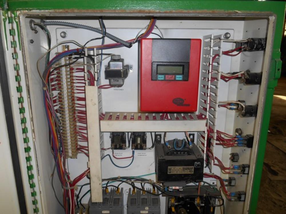 Johnston Boiler 14,000 Lbs. Per Hour