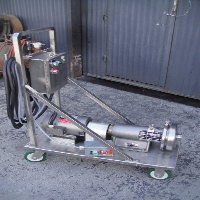 Tri-Flow 1.5 HP Model SP216MDG-S Pump
