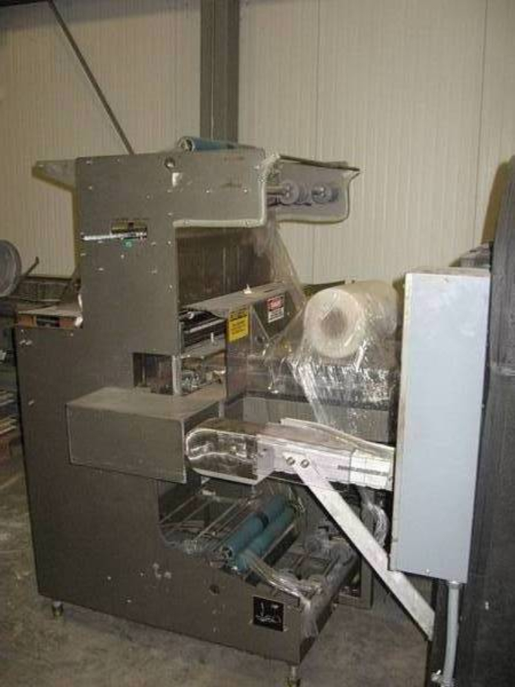 Omega DL 18 Shrink Bundler