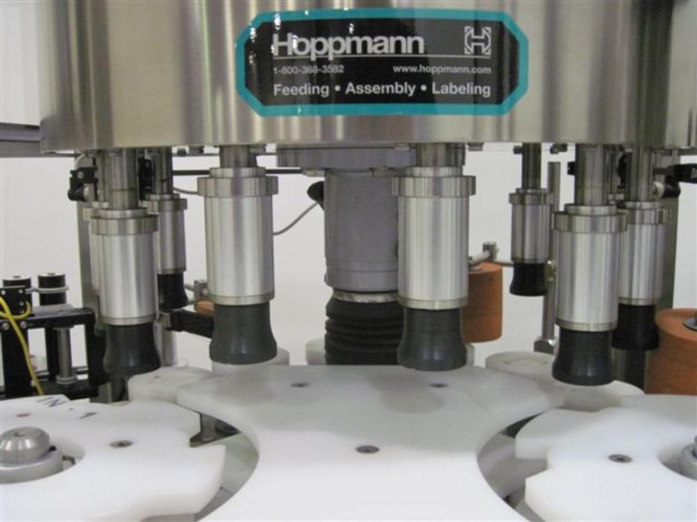 Hoppmann Rotary Labeling System
