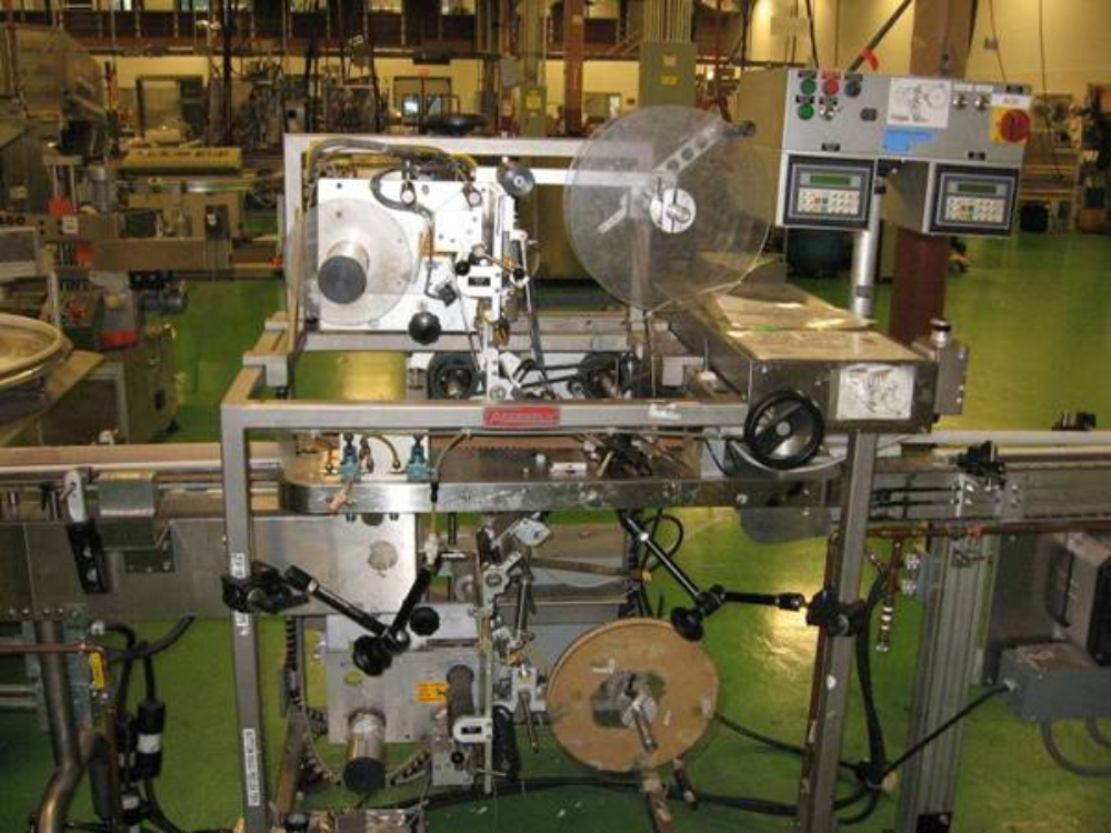 Accraply 35B Labeler