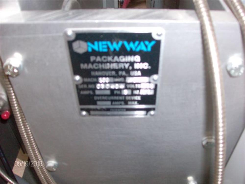 New Way A5V Roll Through Labeler