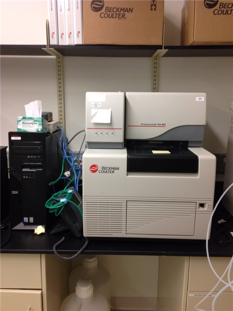 Beckman Coulter ProteomeLab PA800