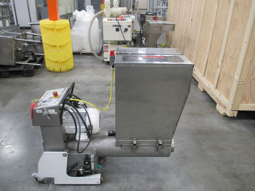 Plastic Recycling Machinery MGK 400 Grinder