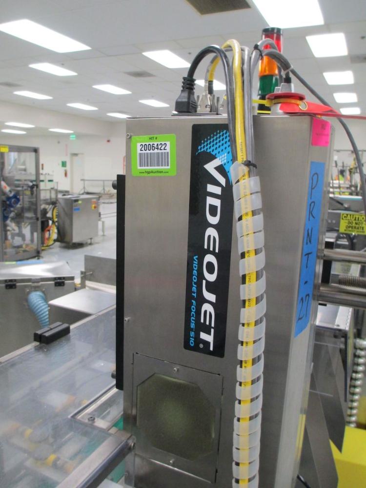 VideoJet Focus 1000 Laser Coder