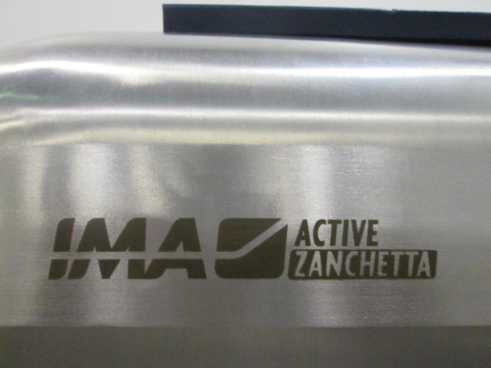 IMA Active Zanchetta 2000L Stainless Steel Tote