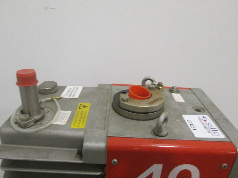 Edwards E2M40 2-Stage Rotary Vacuum Pump