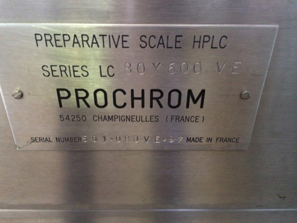 Prochrom LAB Scale Prep HPLC