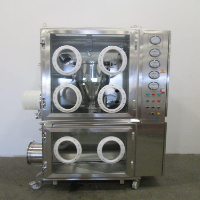 Howorth Fluid Bed Dryer Discharge Isolator