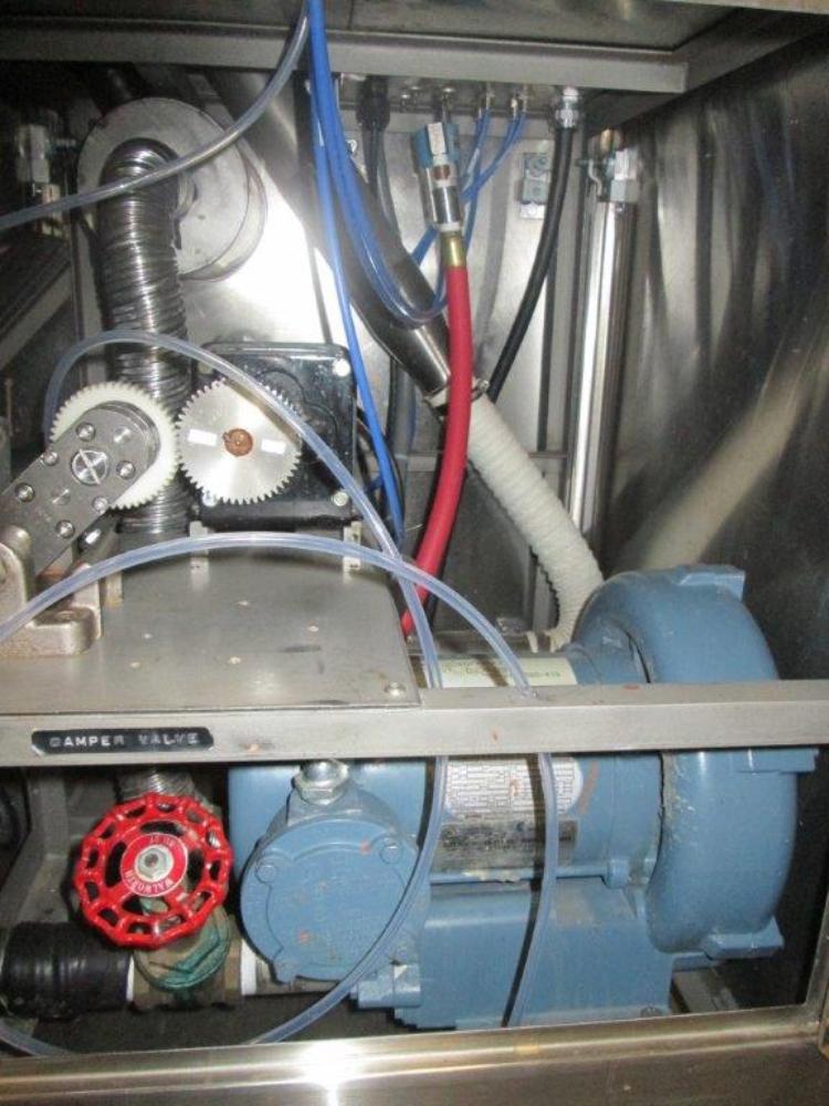 Vector LDCS Lab Hi Coater