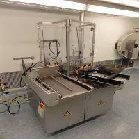 Bausch & Stroebel AFV1010 Vial and Ampoule Filling Machine