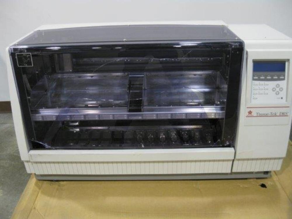 Sakura Tissue Tek DRS 2000 Multiple Slide Stainer