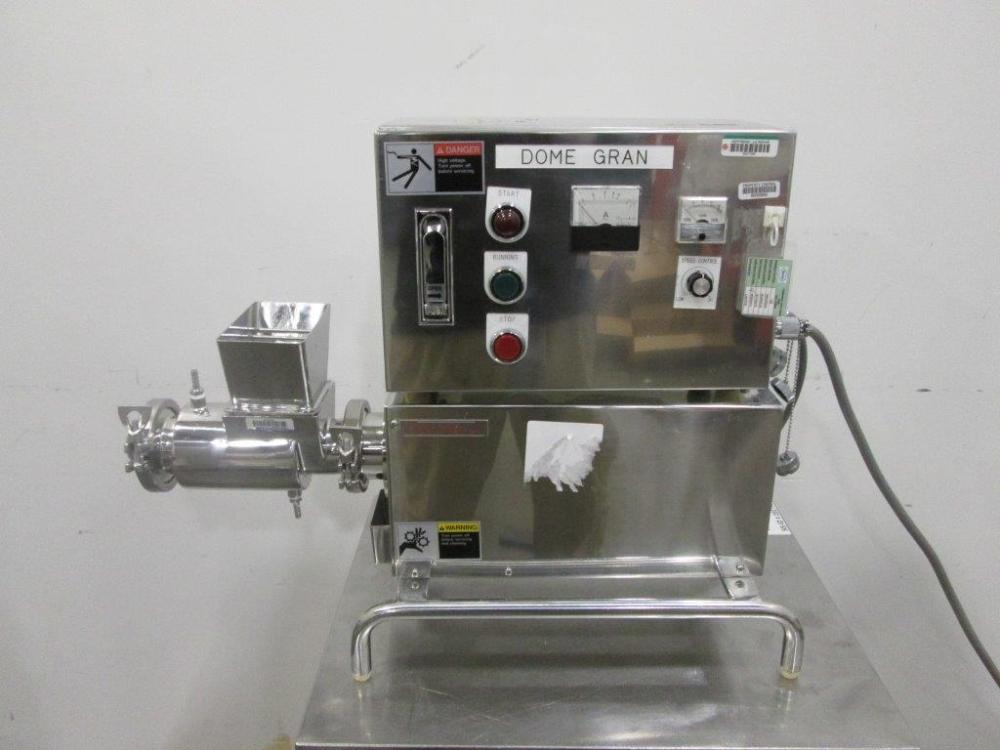 Fuji Paudal QJ-230 Marumerizer and Fuji  DG-L1 Extruder