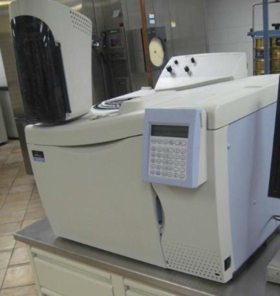 Perkin Elmer Clarus 400 Gas Chromatograph