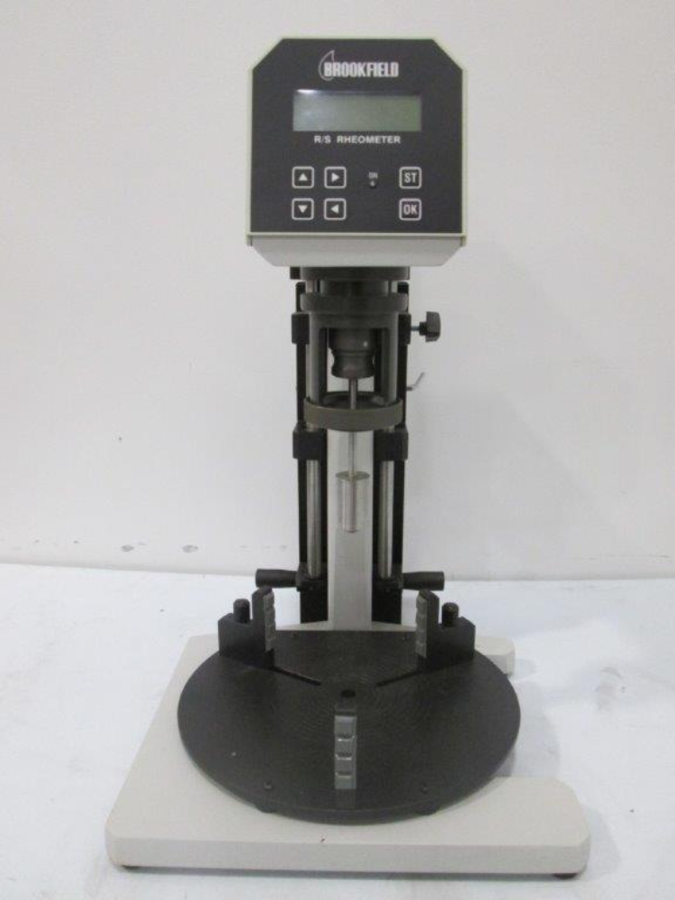 Brookfield R/S Rheometer