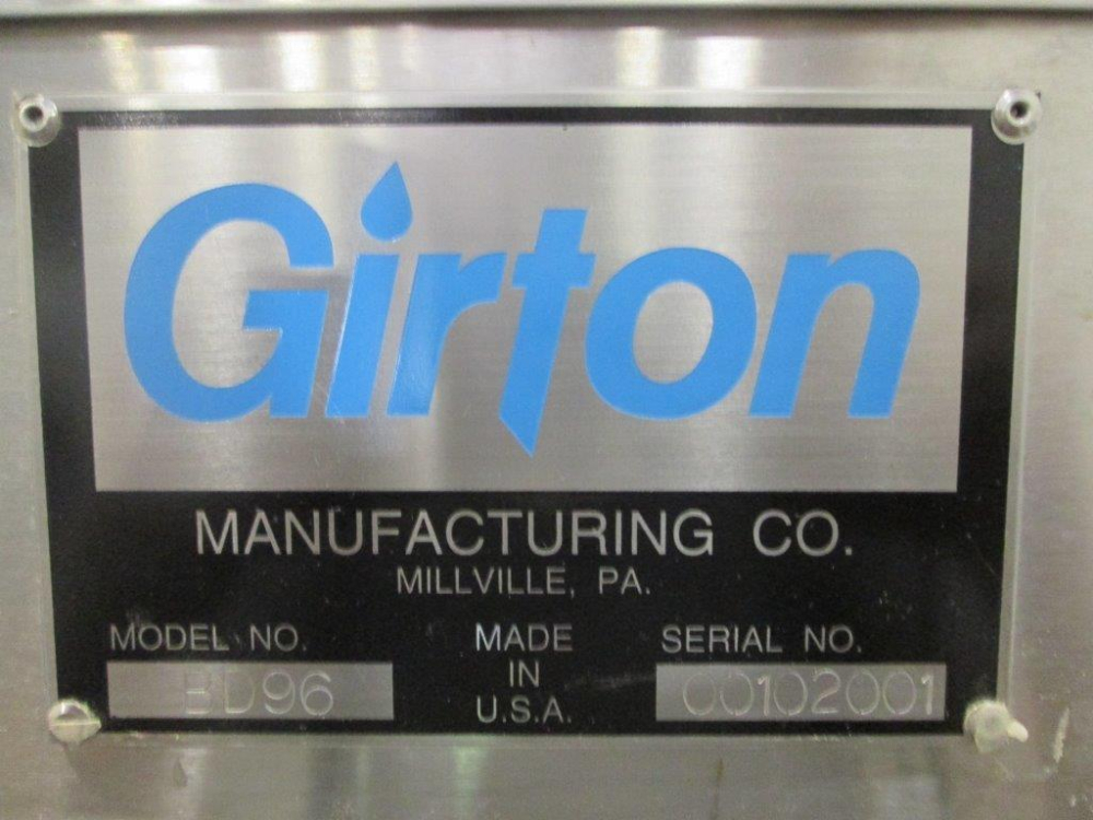 Girton BD96 Semi Automatic Bedding Dispenser