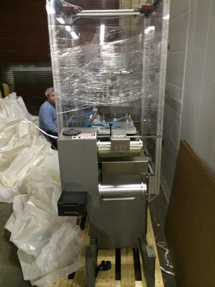 Klockner Medipak CP3 Automatic Blister Packaging Machine