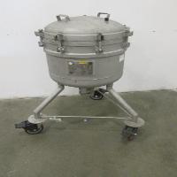 Sparkler Filter Inc Horizontal Plate Filter Vessel 18S 7RF