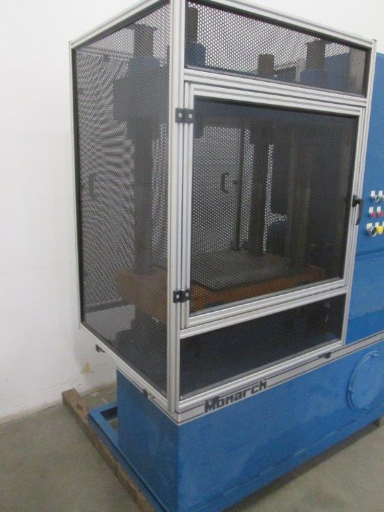 Carver Monarch CMV100 Press