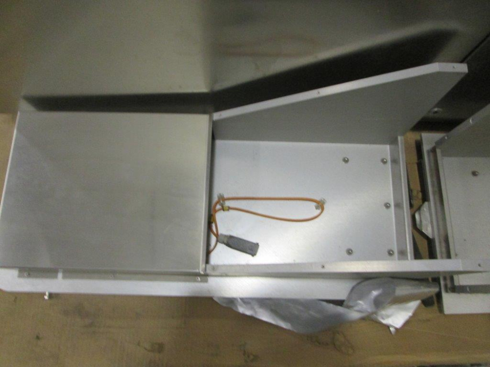 Seidenader LI-40 Automatic Vial Inspection Machine