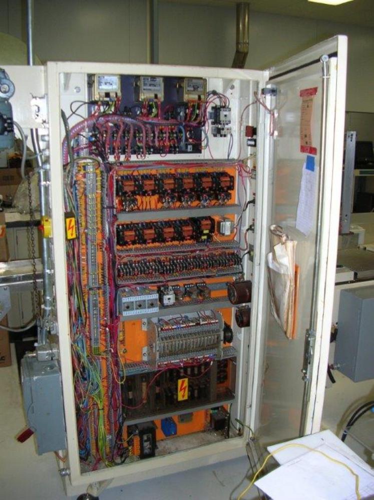 Klockner CP5.5 Blister Machine